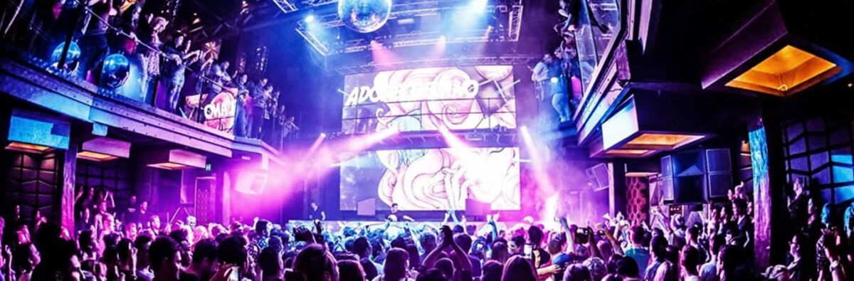 Fluffy nightclub dance floor in Brisbane