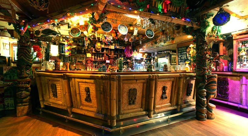 Hula Bula Bar cocktail bar Perth