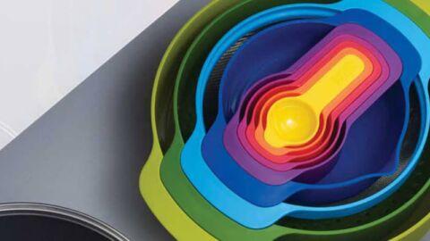 Joseph Joseph nest bowls quirky homewares