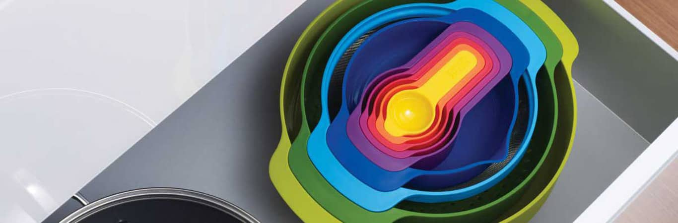 Joseph Joseph nest bowls quirky homewares