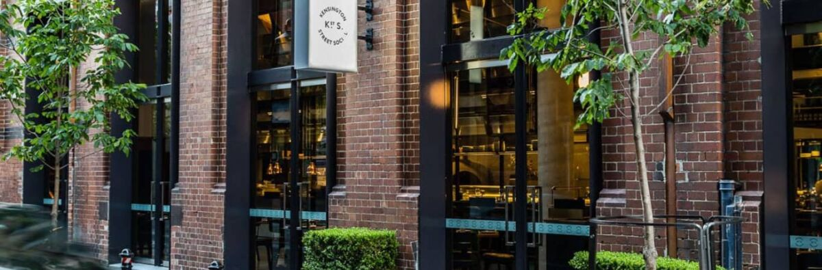 Kensington Street Social restaurant in Sydney