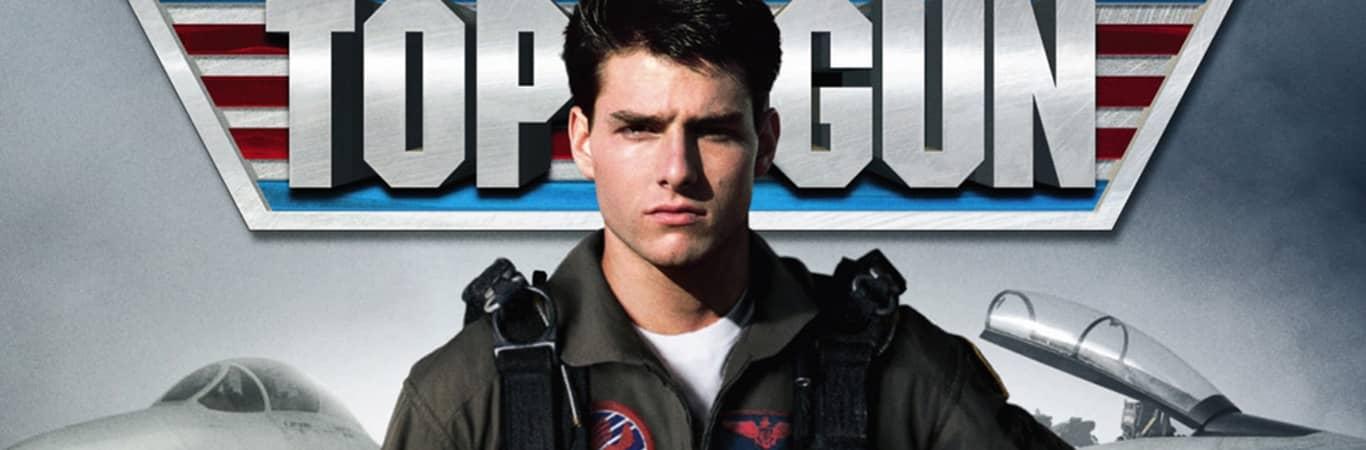 Tom Cruise Top Gun poster