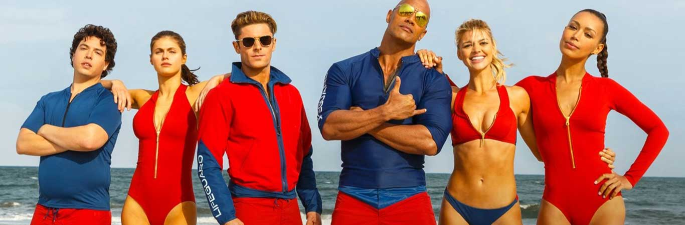 Baywatch the movie