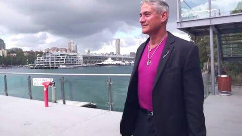 Greg Louganis in Sydney