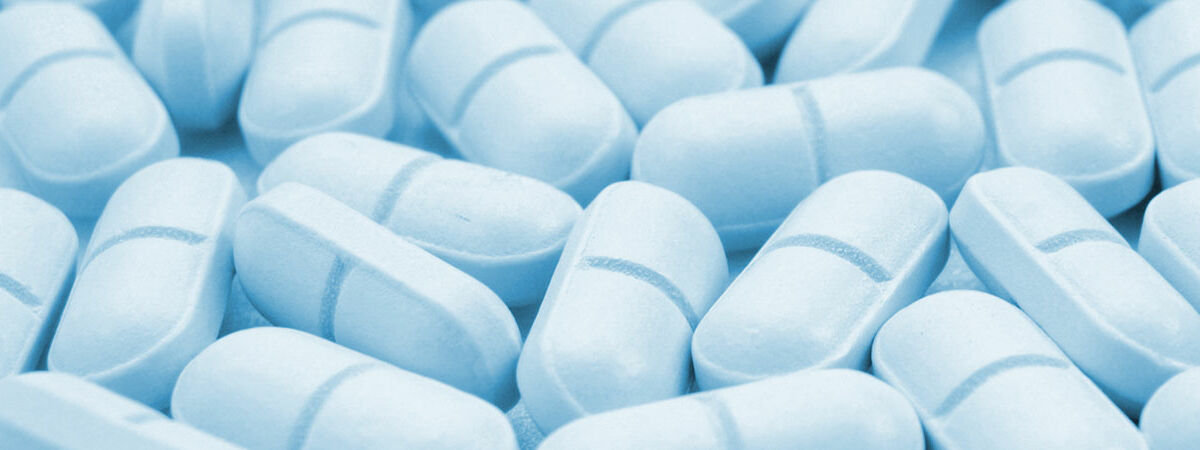 Blue pills PrEP in Northern Territory