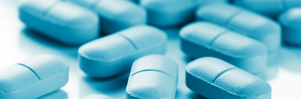 Blue pills PrEP in Queensland
