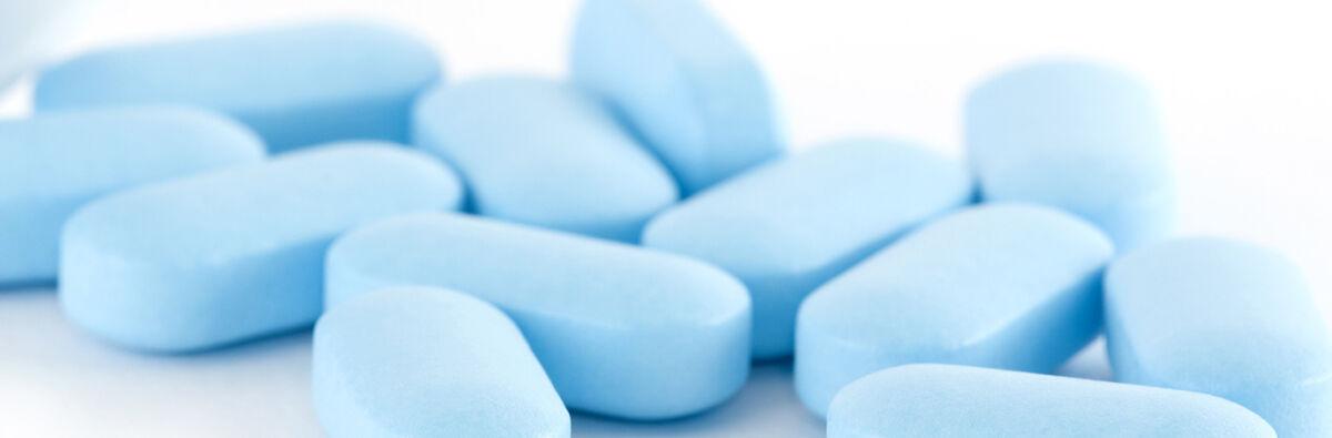 Blue pills PrEP in Tasmania