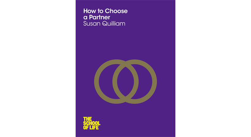 How to Choose a Partner book cover