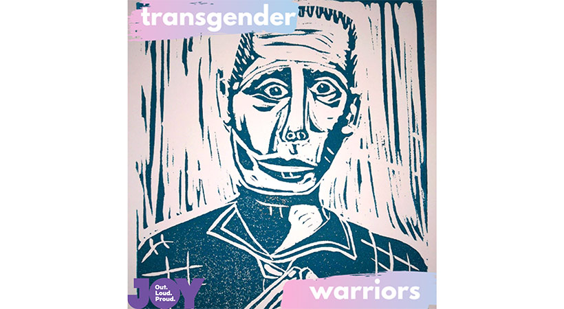 transgender warriors podcast